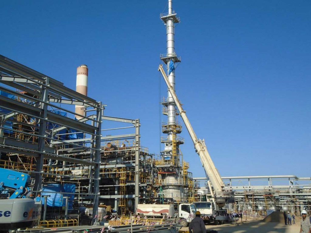 PETRO RABIGH Clean Fuel Project/ Sulphur Recovery Unit |