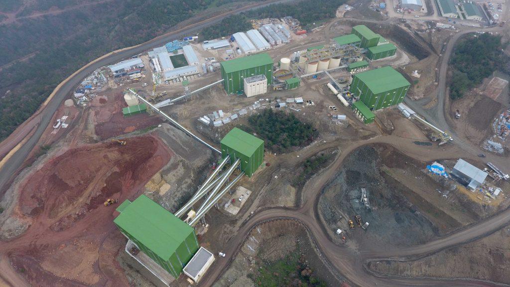 Lapseki Altın ve Gümüş Madeni Zenginleştirme Tesisleri Projesi