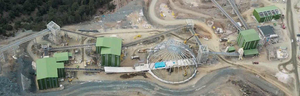İvrindi Gold and Silver Mine Beneficiation Plant Project